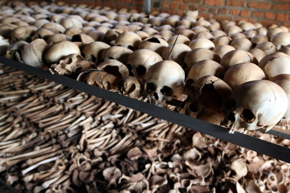 Rwanda Genocide Memorial. (Courtesy: DFID - UK Department for International Development/Flickr)